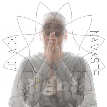 CD cover NAMASTE